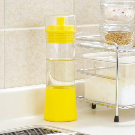 Silicone oil ground brush is washable kitchen utensils