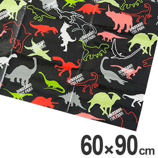 お子様リュックにすっぽり入るコンパクトでかっこいい恐竜柄 レジャーシート 恐竜 アイテム勢ぞろい S 1人用 子供用 ピクニック 公式 小さめ シート コンパクト 遠足 運動会 ピクニックシート