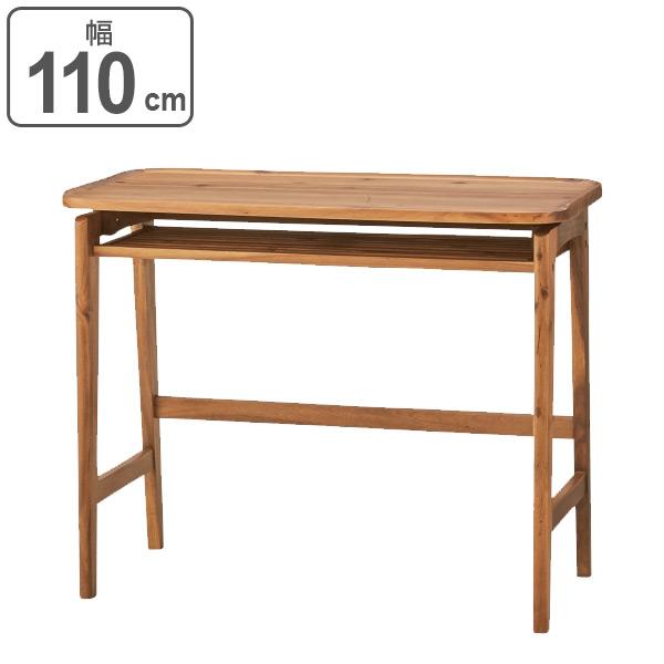 テーブルデスク 幅90cm 天然木 木製 ( 送料無料 ワークデスク テーブルデスク 書斎机 テーブル 机 つくえ パソコンデスク 勉強机 ライティングデスク PCデスク 学習机 )