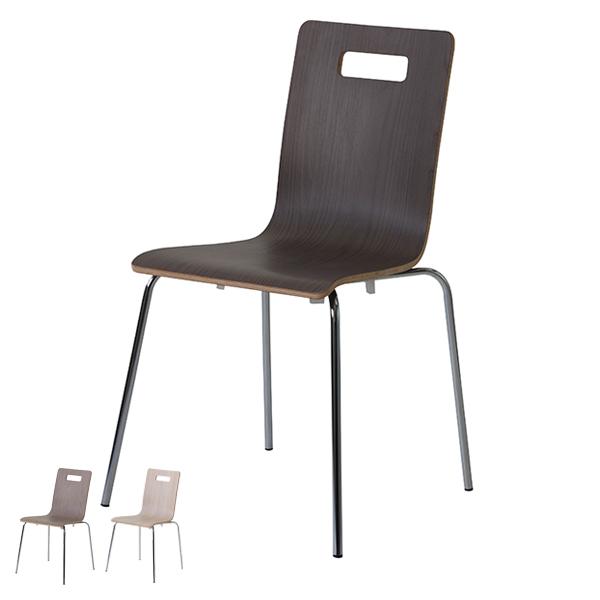 チェア 座面高45cm スタッキングチェア 積み重ね オフィス 椅子 イス 木製 ( 送料無料 いす ダイニングチェア オフィスチェア ミーティングチェア 食卓椅子 会議椅子 会議イス ダイニング 食卓 打合せ 木目 )