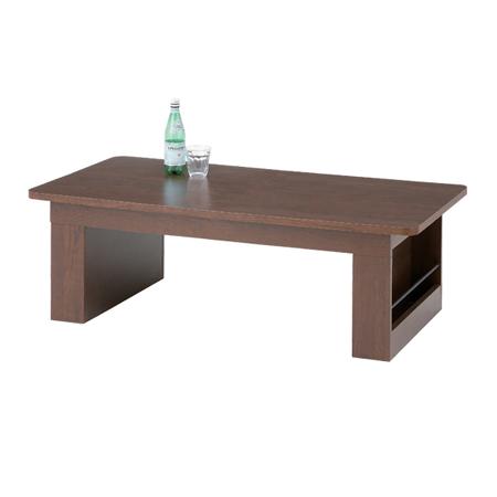 リビングテーブル モノ 伸縮 ( 送料無料 センターテーブル ローテーブル 机 伸長式 エクステンション 木製 座卓 収納 )