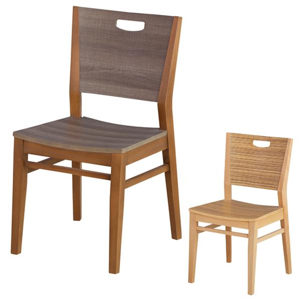 ダイニングチェア 椅子 天然木 ブルーノ 座面高46cm ( 送料無料 ダイニングチェアー チェア チェアー イス 天然木製 木製 木目 北欧風 ナチュラル シンプル 背もたれ )