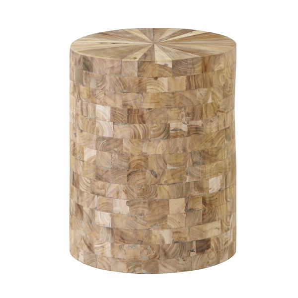 スツール ウッドスツール チーク材 スムース ( 送料無料 椅子 チェア スツール(背もたれなし) イス 木製 木製スツール いす 腰かけ チェアー )