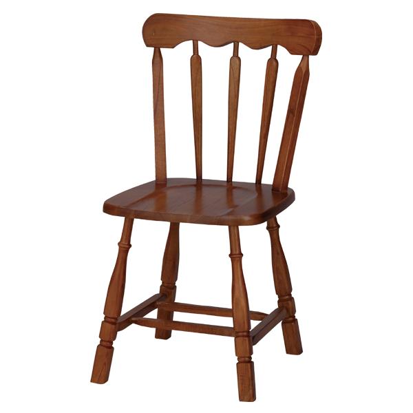 ダイニングチェア 天然木 ウィンザー調 ヘリオス 座面高44cm ( 送料無料 椅子 イス いす チェア チェアー ダイニングチェアー 食卓椅子 リビングチェア ウッドチェア カントリー 食卓 木製 ミンディ )