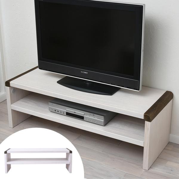 テレビ台 ローボード 木製 アンティーク仕上 CUBIC 幅110cm ( 送料無料 天然木 TV台 テレビ TV 収納 AVボード AVラック 24V型 24インチ 32V型 32インチ 40V型 40インチ 45V型 45インチ )