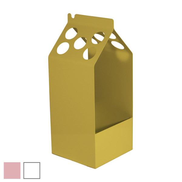 傘立て 業務用 アンブレラスタンド milk ミルク 10本用 ( 送料無料 傘たて 傘立 カサ立て アンブレラホルダー カサ 傘 かさ 10本 アンブレラ ミルク型 )
