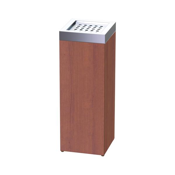 灰皿 業務用 ウッド ROAST スモーキングスタンド ( 送料無料 すいがら入れ 吸殻入れ 施設 ぶんぶく )