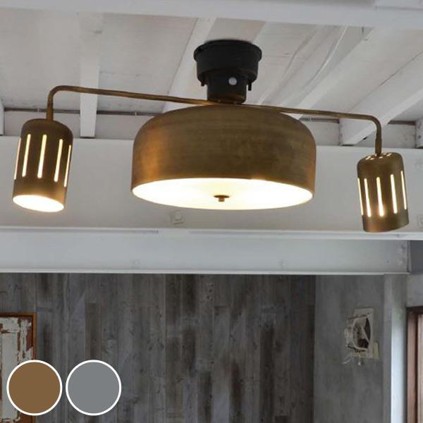 シーリングライト オラーレ1 4+2灯 リモコン付 LuCerca ( 送料無料 照明 おしゃれ 照明器具 led 4灯 ペンダントライト ダイニング リビング 間接照明 天井照明 スポットライト インダストリアル ブルックリン )