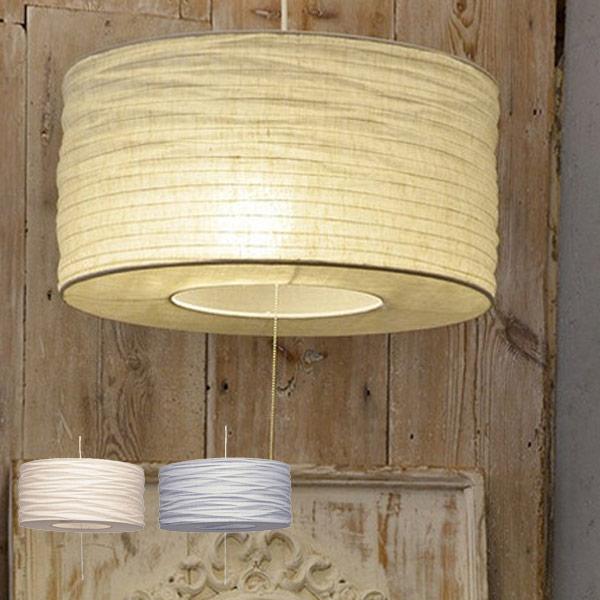 ペンダントライト 3灯ペンダント 北欧 LuCerca Lolo 3灯 ( 送料無料 照明 おしゃれ 天井 照明器具 LED リネン 電気 ペンダント照明 インテリア シーリングライト )
