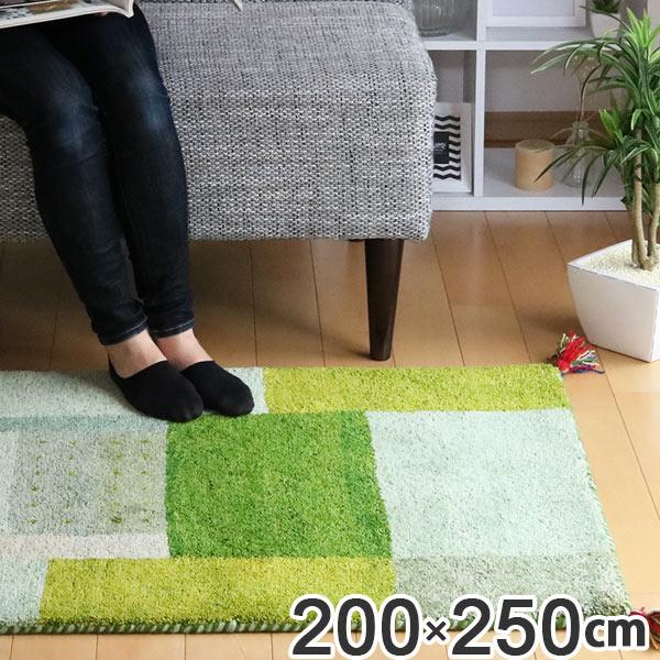 ラグ 3畳 200×250cm 手織り マット インテリアマット ギャッベ D11 ( 送料無料 ラグマット ギャベ じゅうたん ウール 厚手 絨毯 保温効果 防音対策 快適 リビング 長方形 床暖房 四角 室内 GABBEH 3帖 200 250 )