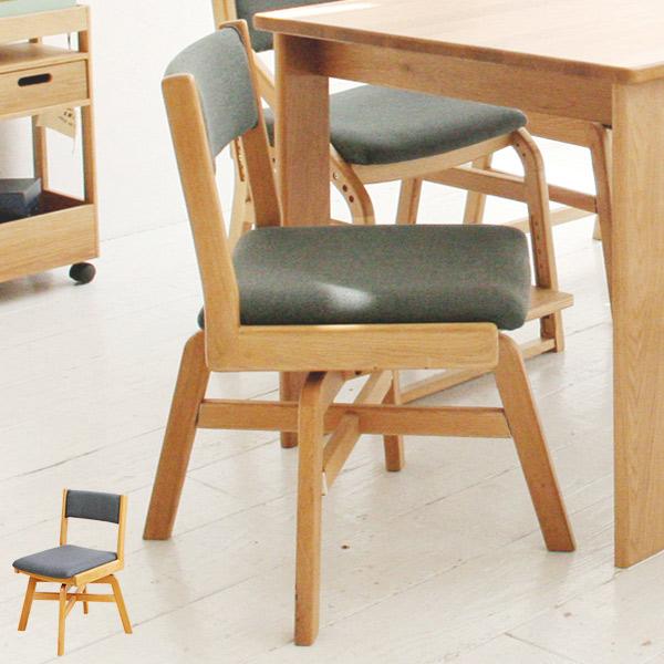 回転チェアー E-Toko 椅子 チェア 木製 ( 送料無料 ダイニングチェアー いす 天然木 回転式 布製 ファブリック 食卓椅子 リビングチェア 布製 食卓イス )