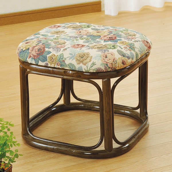 Bearing Surface High 35cm (rattan Chair Chair Chair Chair Chair Ottoman)  With Rattan Stool Rattan Cushion