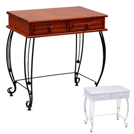 Charmant Livingut   Rakuten Global Market: Wrought Iron Desk ( Study Desks ...