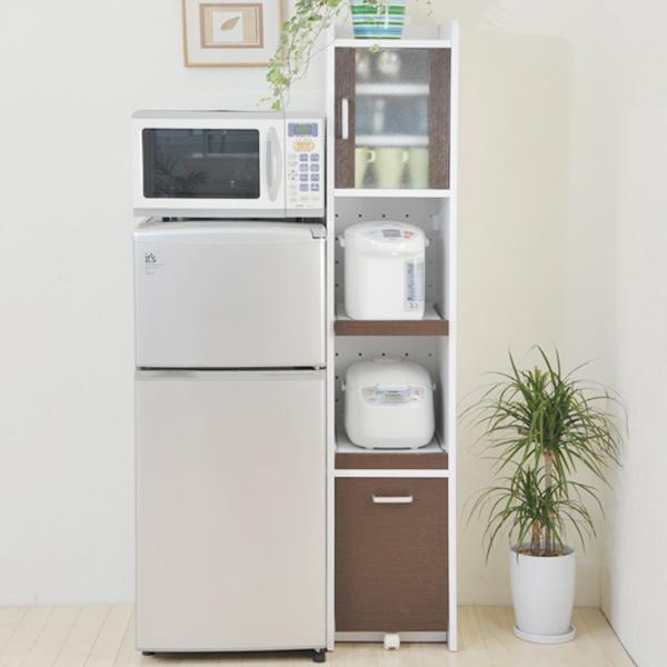 livingut   rakuten global market: kitchen slim rack gap mini