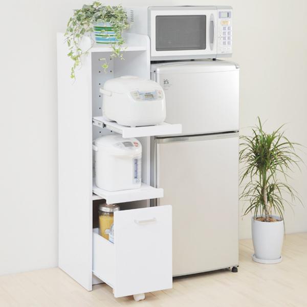 ... Kitchen Slim Rack Gap Mini Kitchen 120cm In Height (I Store A Kitchen  Drawer ...
