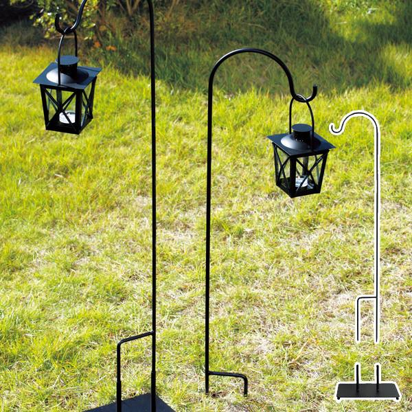 Lantern OUTDOOR HOLDER 2-way stand separate stand (lantern stand antique  Interior soothing relaxing