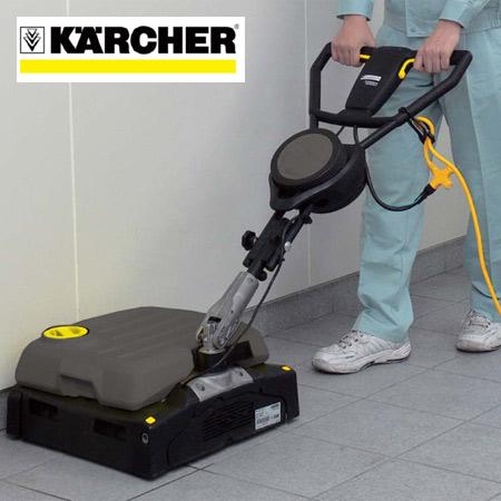 床用ポリッシャー 業務用 ケルヒャー ローラーポリッシャー BRS40/600C ( 送料無料 Karcher 清掃機器 業務用 )