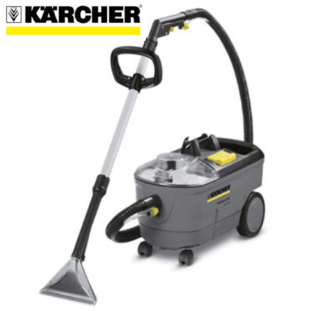Small Carpet Cleaning Machines Commercial Karcher Rinse Cleaner Puzzi100 Equipment For Business