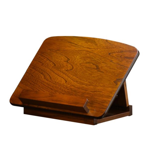 御手本台 木製 折りたたみ式 角度2段階 幅35cm ( 送料無料 国産 日本製 ブックスタンド 譜面台 )