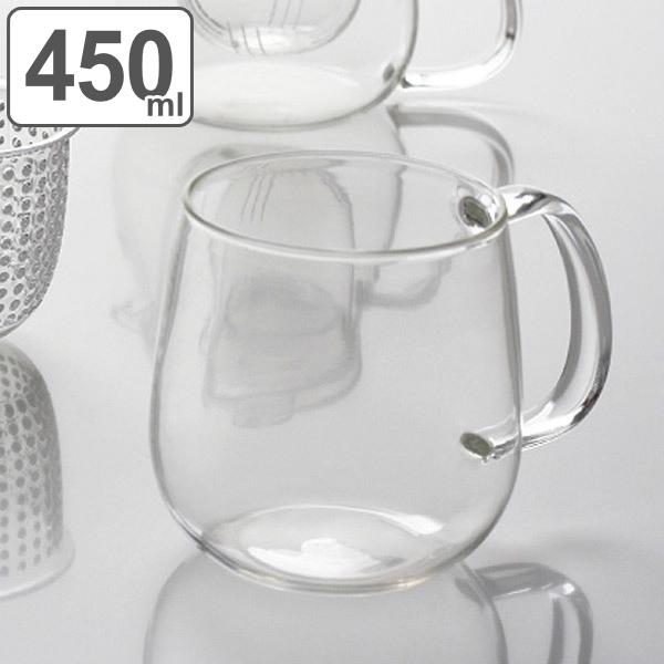 ユニットを組み替えて 自分らしく創るUNITEAシリーズのカップ キントー KINTO カップ 返品不可 UNITEA ユニティ 食洗機対応 ガラス コップ M 定価の67%OFF 450ml ティーウェア 耐熱ガラス