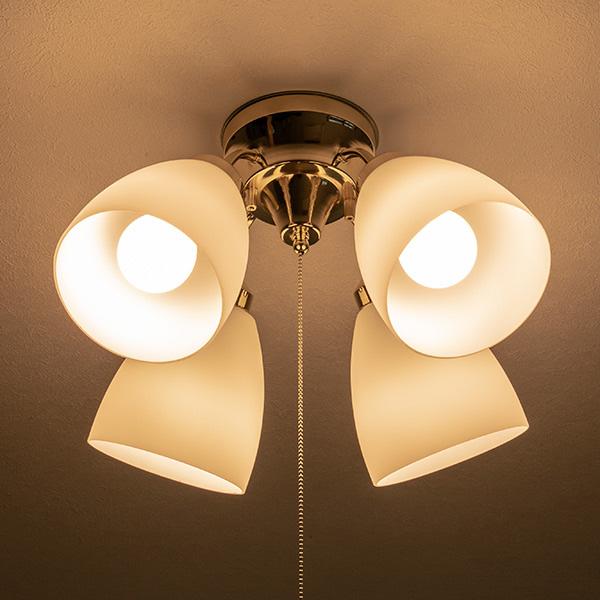 照明 4灯 LED対応 シーリングライト 天井照明 3段階 切り替え ( 送料無料 照明器具 ライト シーリング 天井 リビング照明 リビング ダイニング 廊下 玄関 LED 電球 引っ掛けシーリング 4 E26 3段階 切替 明るさ 調節 )