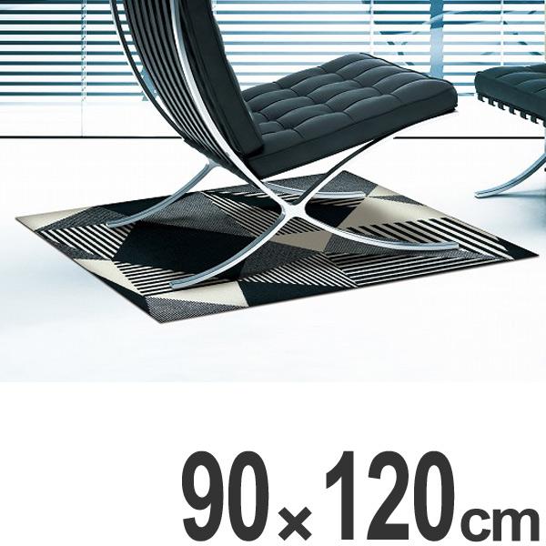 玄関マット Office & Decor Stripes 90×120cm ( 送料無料 業務用 屋内 建物内 オフィス 事務所 来客用 デザイン オフィス&デコ おしゃれ )