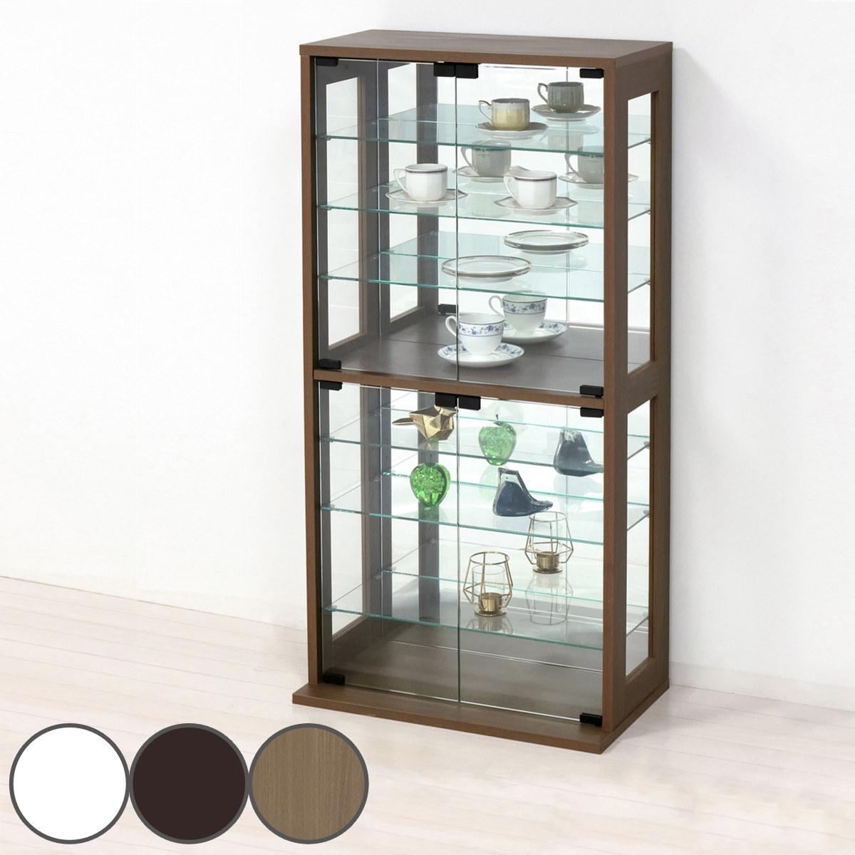 コレクションケース 幅60cm ガラス ( 送料無料 フィギュア ガラス ディスプレイ コレクションラック コレクション 棚 棚 ディスプレイ ), お宝屋:ac8a703d --- refractivemarketing.com