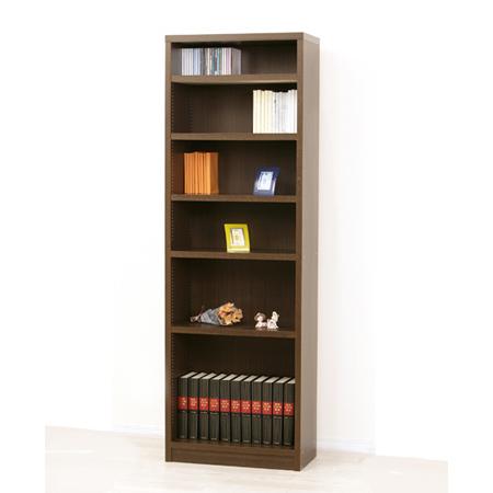 本棚 強化棚シェルフ 幅59×高さ180cm ( 送料無料 シェルフ 書棚 壁面収納 日本製 A4ファイル オープンラック 頑丈 約幅60cm )