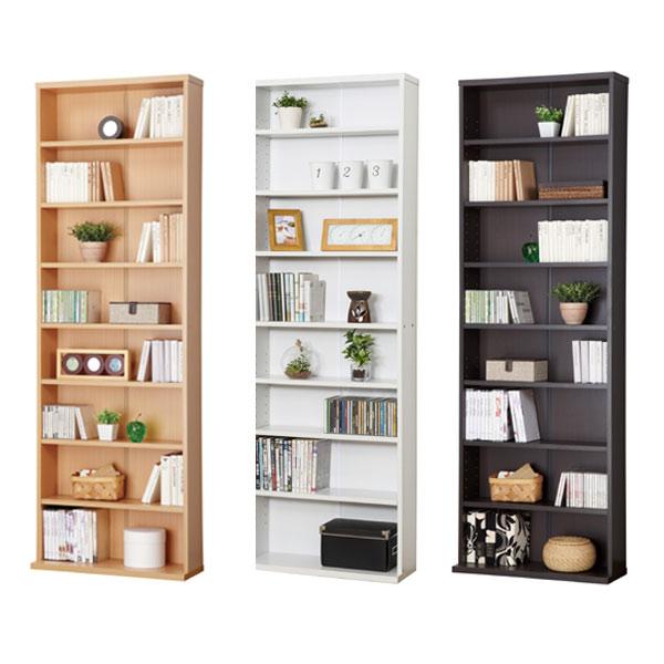 Bookshelf Collection Bookcase Width 60 X 180 Cm Height Shelf Wall Storage This Rack Flat Screen Pocket Open Racks CD DVD Display