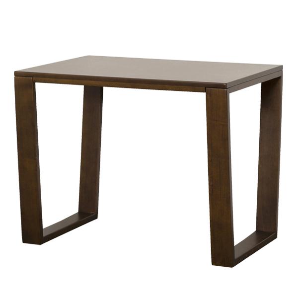 ダイニングテーブル 和室ダイニング 木製 約幅85cm ( 送料無料 テーブル 机 つくえ 食卓テーブル 食卓机 木製テーブル 低め 2人掛け 和風 リビング )