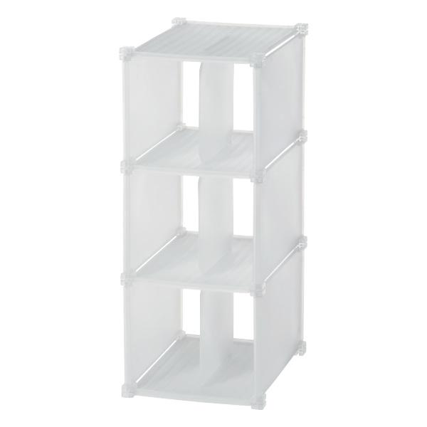 Shoe rack storage box shoe grid 3 BOX (shoe storage boots storage closet storage cube box slippers shoe box slim stacking engineered door rack)  sc 1 st  Rakuten & livingut | Rakuten Global Market: Shoe rack storage box shoe grid 3 ...