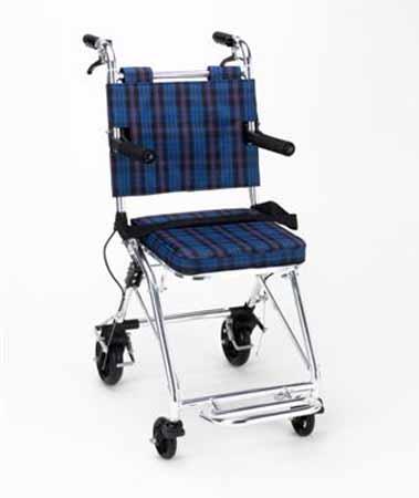 コンパクト介助車 カルティ ( 車いす 車椅子 車イス ) 送料無料