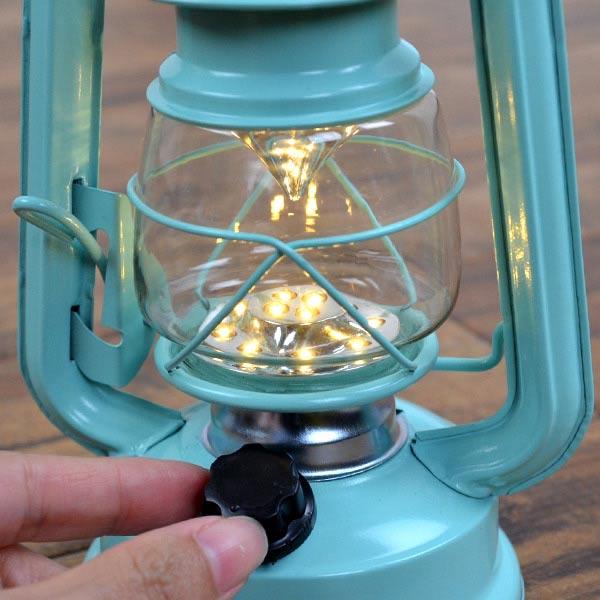 LEDランタン 電池式 ウォールウーム LEDフェーリアランタン ( LED アンティーク キャンプ おしゃれ アウトドア 調節 )