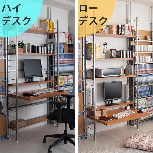 Prop Slim Disk Width 91 Cm Computer Desk Bookshelf Bookcase Comic Book Storage Made In