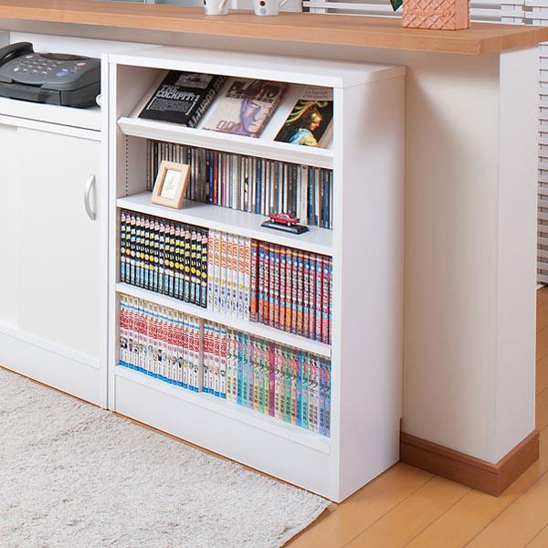Kitchen Open Shelving Depth: Livingut: Counter Bottom Storage Open Cabinets Width 59.5