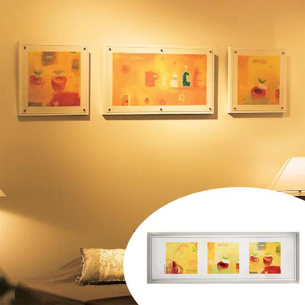 インテリアアート エマ・デイヴィス ハッピーイエロー 05 ( 送料無料 アートパネル 壁掛け 壁飾り アート アートデコ ウォールアート 絵画 インテリア 美術品 おしゃれ 引越 祝い )