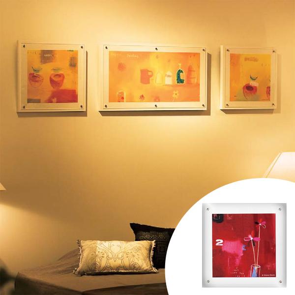 インテリアアート エマ・デイヴィス ハッピーレッド 01 ( 送料無料 アートパネル 壁掛け 壁飾り アート アートデコ ウォールアート 絵画 インテリア 美術品 おしゃれ 引越 祝い )
