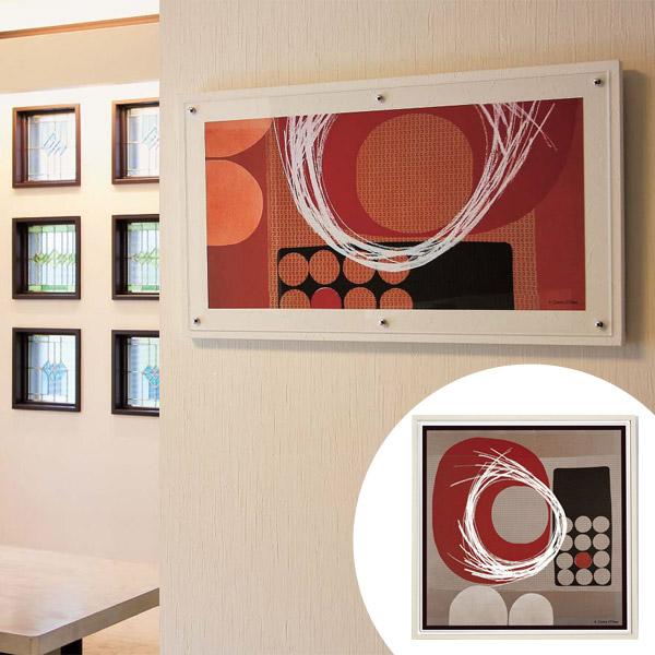 インテリアアート クレア・オヘア ハイパーグレー 05 ( 送料無料 アートパネル 壁掛け 壁飾り アート アートデコ ウォールアート 絵画 インテリア 美術品 おしゃれ 引越 祝い )