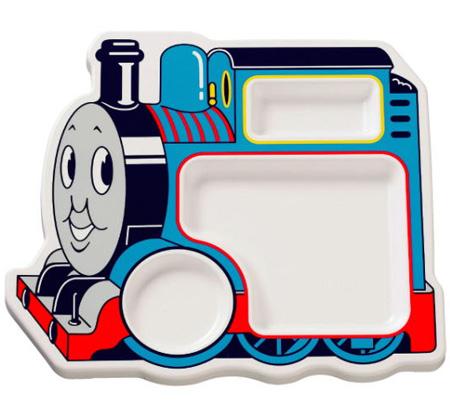 人気のキャラクターと一緒においしいランチタイム ランチプレート 別倉庫からの配送 きかんしゃトーマス メーカー直送