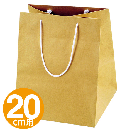 Paper Bag Cake Box 20 Cm For Gift Craft Bags Made Of Bo Cakes Deco Wring Machi Spread Handmade
