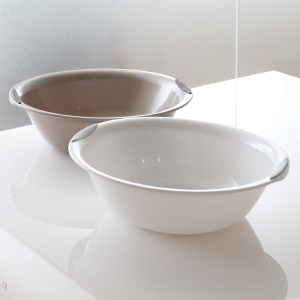 「人にやさしい」理想のバスウェア 洗面器 Ag+ ラスレヴィーヌ Ag抗菌 抗菌 桶 お風呂 銀抗菌 銀 Ag ( 風呂おけ せんめんき すべり止め 風呂 バスグッズ 楕円形 湯桶 銀イオン すくいやすい お手入れしやすい 日本製 )