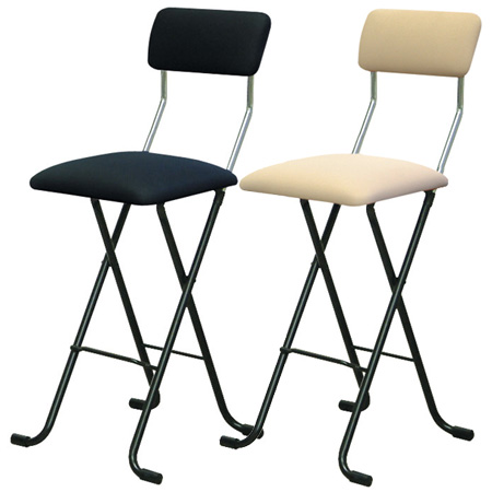 Folding Chair J Mesh Chair High Type Seat Height 63.5 Cm (counter Chair  Folding Chair High Chairs With Backrest Pipe Chairs Chairs)