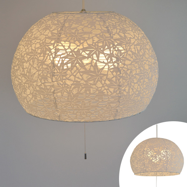 Lovely livingut | Rakuten Global Market: Pendant light Japanese paper  UC33