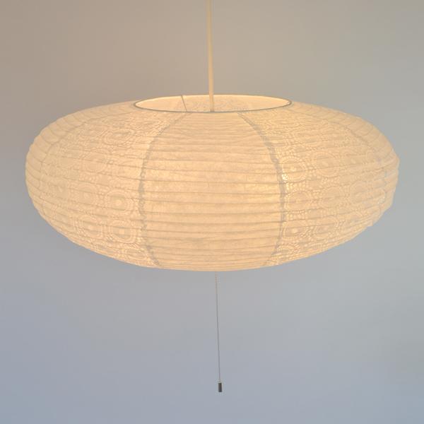 ペンダントライト 和紙 ペンダントランプ 揉み紙XsoraWH 4灯 ( 送料無料 照明 天井 和風照明 和室 和モダン 照明器具 4灯ペンダント LED 電気 ペンダント照明 インテリア シーリングライト 4灯式 )