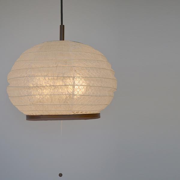 ペンダントライト 和紙 ペンダントランプ 小倉流紙白X小梅白 3灯 ( 送料無料 照明 和室 和風照明 照明器具 和室用 和モダン 天井 3灯ペンダント LED 電気 ペンダント照明 インテリア 3灯式 )