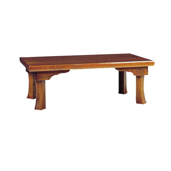 座卓 折れ脚 ローテーブル 木製 新讃岐 75cm角 ( 送料無料 折りたたみ セン 突板仕上げ 栓 日本製 テーブル 和風 )