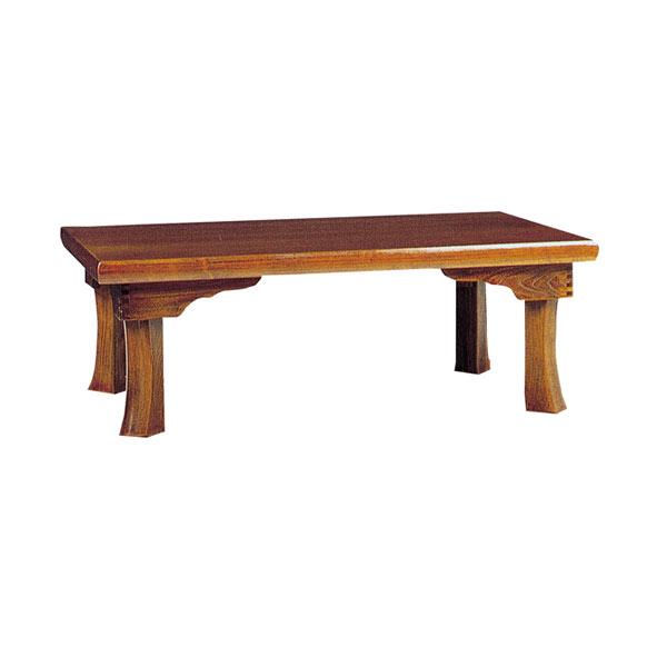 座卓 折れ脚 ローテーブル 木製 新讃岐 幅90cm ( 送料無料 折りたたみ セン 突板仕上げ 栓 日本製 テーブル 和風 )