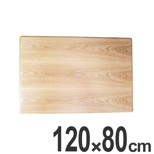 こたつ用天板 コタツ板 長方形 木製 タモ突板 幅120cm ( 送料無料 家具調こたつ 座卓 天板 テーブル板 日本製 和風 和モダン )