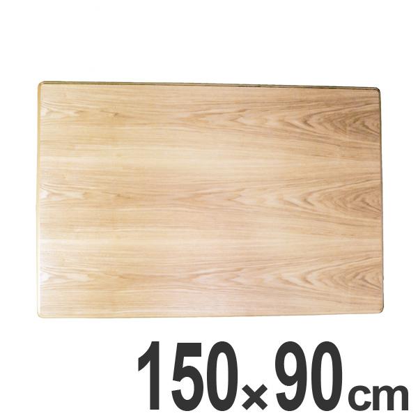 こたつ用天板 コタツ板 長方形 木製 タモ突板 幅150cm ( 送料無料 家具調こたつ 座卓 天板 テーブル板 日本製 和風 和モダン )
