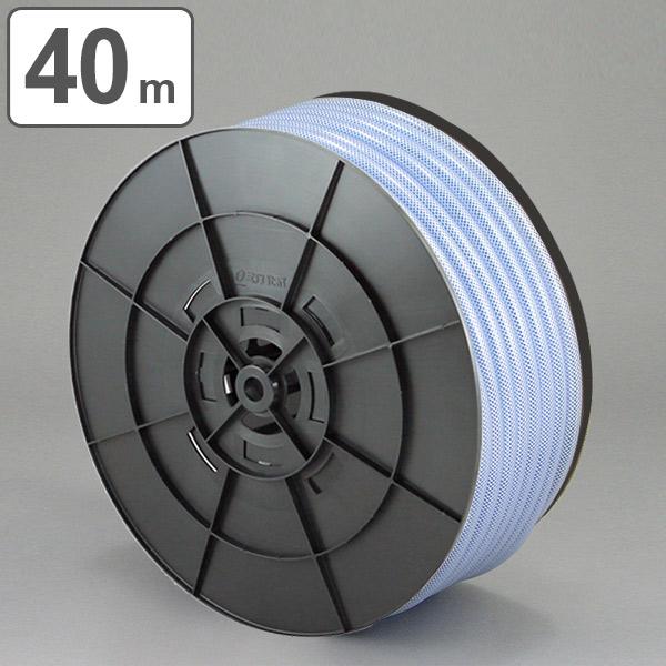 ホース SH SKソフトブレードホース 9×15mm 40m ( 送料無料 工業用ホース 業務用 配管用 9 15 40 耐寒 機械 配管 補修 延長 )